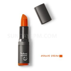 e.l.f | Moisturizing Lipstick (ORANGE DREAM)